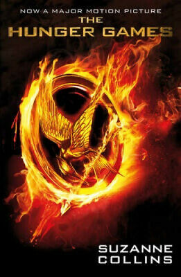 Hunger Games Movie Edition (Hunger Games Trilogy) by Suzanne Collins.