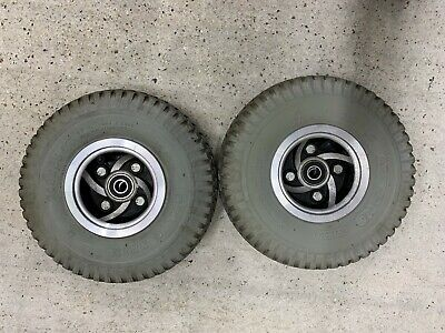 Freerider Mayfair FR-168 Front Wheels 260 x 85 3.00-4 Mobility Scooter Spare Par