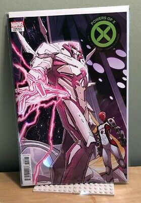 POWERS OF X #4 Dustin Weaver New Character Variant Marvel 2019 NM+