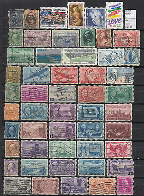 Lot Stamps  United States  Used  (L37563)