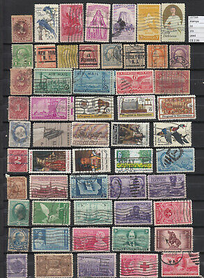 Lot Stamps  United States  Used  (L37568)