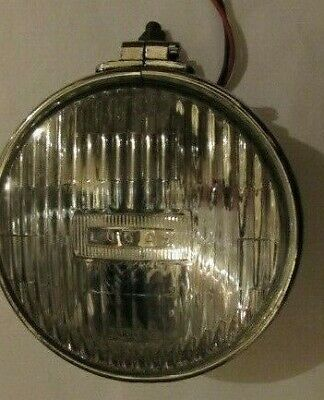 Vintage/Classic Lucas FT6 Sealed Beam Spotlight