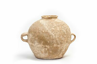 Large Iron Age Pottery Vessel, Ancient Middle East, Israel Ca. 900 BC