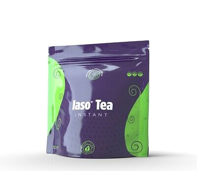 Iaso Tea INSTANT- 25 single serve packets (NEW PACKAGING) TLC Diet Weight Loss