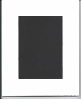22x28 White Picture Mats with White Core Bevel Cut for 18x24 Pictures