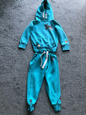NEXT CHILDRENS HOODIE AND JOGGER SET (6 YEARS) 116cm