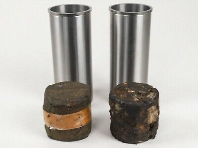 Harley Davidson Cylinder Sleeve And NOS Std Piston Set WL WLA WLC RL DL G Servi