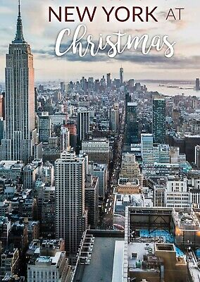 TWO Flight Tickets New York to Leeds/Bradford Christmas 28th December One Way