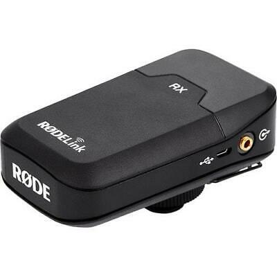 Rode RX CAM On Camera Wireless Receiver with Internal Antenna & OLED Display