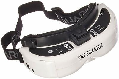 Fat Shark Dominator HDO OLED FPV Modular Headset Goggles with Lipo Battery Pack