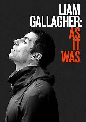 Liam Gallagher Oasis Poster A5 A4 A3 A2