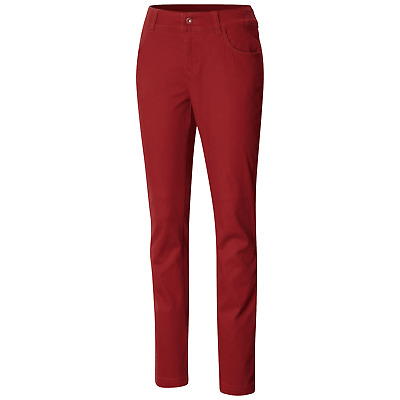 NWT Columbia Womens Sellwood Pants Regular Stretch Active Fit Sizes 14