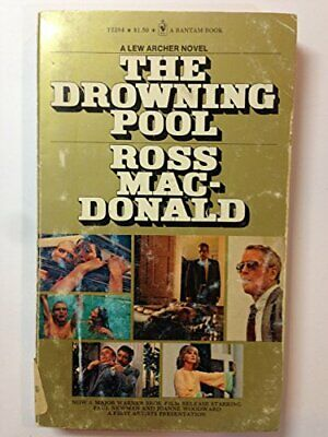 The Drowning Pool, Ross MacDonald, Used; Good Book