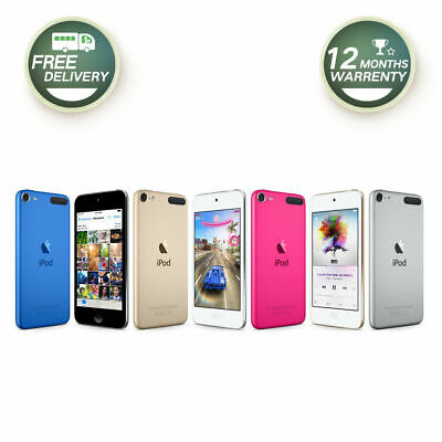 🔥🔥Apple iPod touch 6th Generation 32GB All Color free ship
