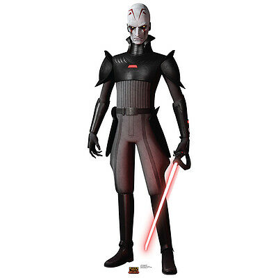 THE GRAND INQUISITOR Star Wars Rebels CARDBOARD CUTOUT Standup Standee Poster