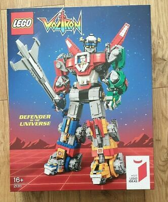 LEGO Ideas Voltron Defender of the Universe 21311 Brand New & Sealed