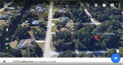 PRIME HOMESITE LOT - Florida Port Charlotte Build or Invest!