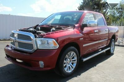 2013 1500 Laramie Limited Edition 2013 Ram 1500 Salvage Damaged Vehicle! Priced To Sell! Wont Last! Must See!!