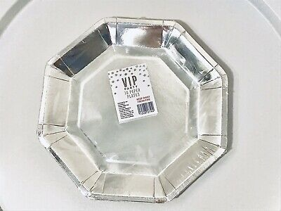 "60 pack Square Plastic Party Plates Disposable Dinner Dishes-30 x 10/"" /& 7.25/"""
