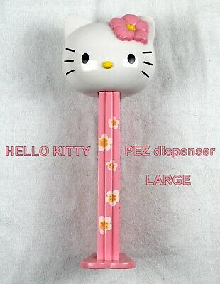 Hello Kitty Giant Collectible PEZ Dispenser - LARGE 30cm - 2008
