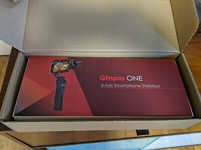 Gimpro Phone Gimbal Stabilizer 3-Axis - immaculate