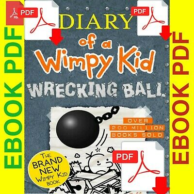 🔥🔥 Wrecking Ball (Diary of a Wimpy Kid 14) by Jeff Kinney 2019[ PD.F EBO0K 📩]