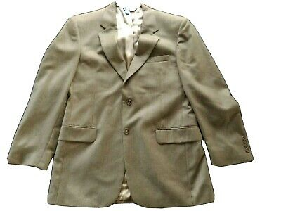 "JOS. A. BANK Signature Collection Brown Blazer 100% Wool ""Gordon"" Model Size 40R"