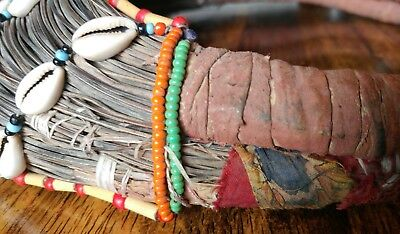 Rare Vintage Mporro AFRICAN Wedding Necklace Collar Samburu Kenya