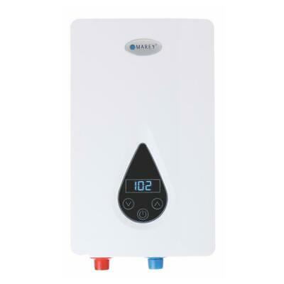 Tankless Water Heater Electric Whole House ECO Instant Hot On Demand 11kW 3.0GPM