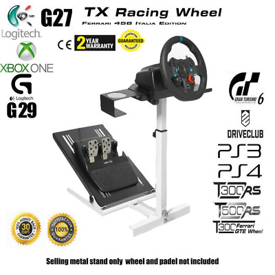 Racing Simulator Steering Wheel Stand for Logitech G27 G29 G25 G920 Racing Wheel