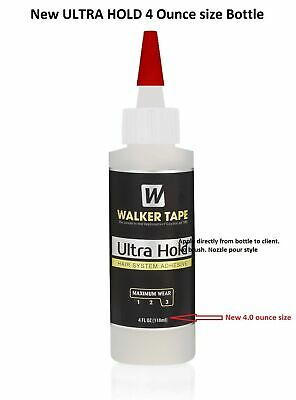 Ultra Hold Adhesive NEW 4.0 ounce with Nozzle top