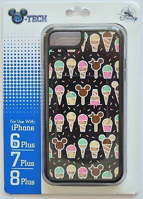 Disney Mickey Mouse Sweet Treat Ice Cream Iphone 6s/7/8 Plus Phone Case NWT
