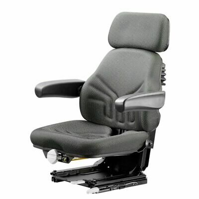 Tractor seat Tractor Seat Grammer Universo Basic Plus MSG44/520 Fabric