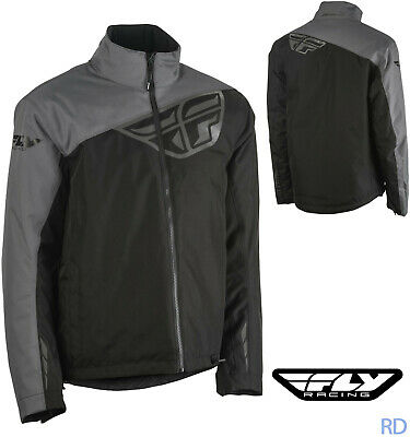 Fly Racing - Aurora Snow Jacket - Men's Insulated Winter Snowmobile Jacket