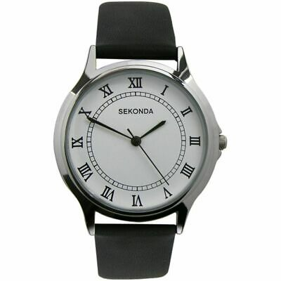 Sekonda Mens Gents 3022 Classic Roman Numeral Watches With Choice Of Strap