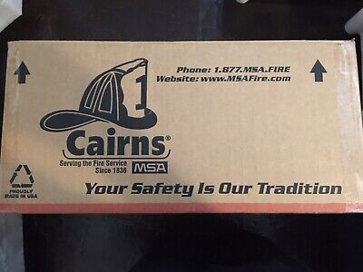Cairns 660 W/ESS INZ 2 Goggles Deluxe New