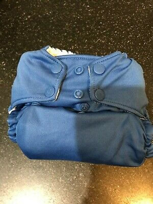 Rumparooz Cloth Pocket Diaper Snaps OS 6r Soaker (washed but never worn)