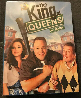 The King of Queens - The Complete Eighth Season (DVD) BRAND NEW FACTORY SEALED