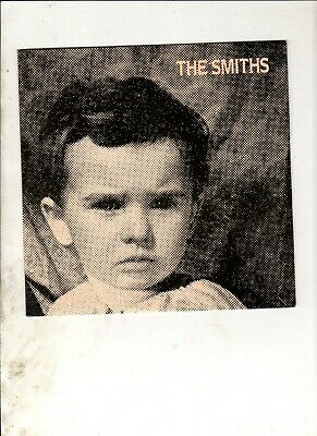 "SMITHS That Joke Isnt Funny Anymore UK 7"" w/PS INDIE Morrissey"
