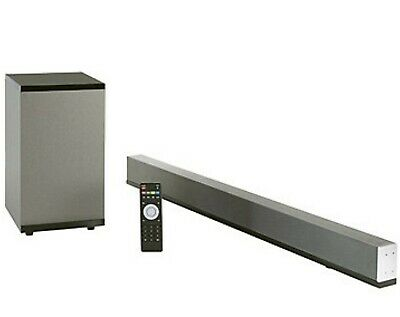 "AVGO 35"" 2.1-Channel Bluetooth Soundbar with Wireless Subwoofer and Remote"