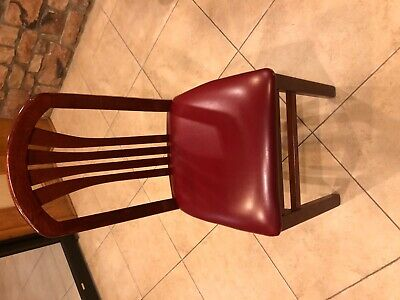 Restaurant quality dining chairs used in excellent condition