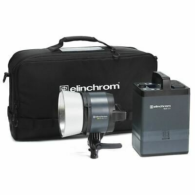 Elinchrom ELB 1200 Hi-Sync To Go Set - Photography Lighting Kit