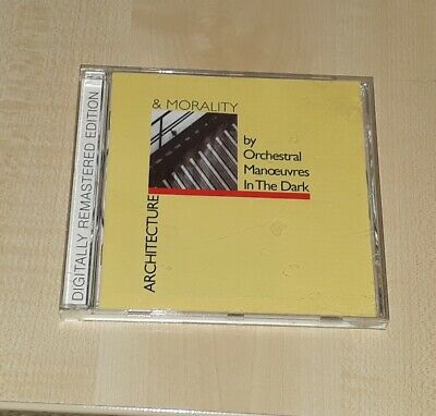 Orchestral Manoeuvres in the Dark - Architecture And Morality - CD - OMD + Bonus