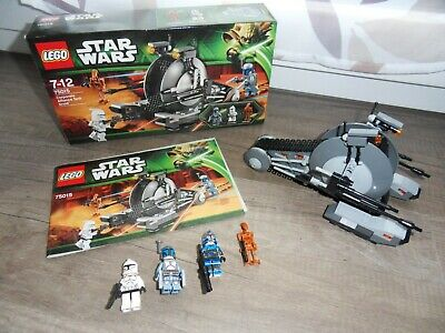 Lego Star Wars - 75015 Corporate Alliance Tank Droid - OVP