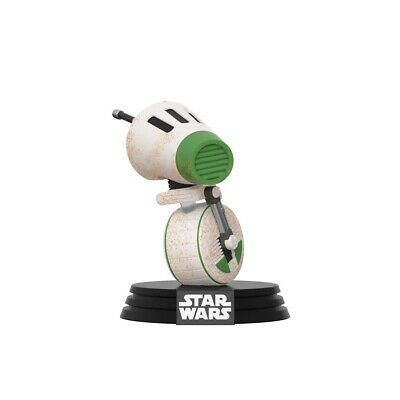 Star Wars The Rise of Skywalker D-0 Bobblehead Pop! Vinyl Figure