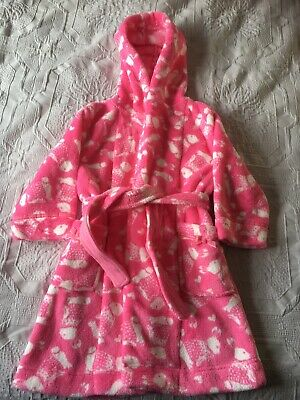 Monsoon Kids dressing Gown Age 3-4 Years