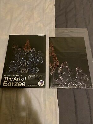 Final Fantasy XIV The Art Of Eorzea Another Dawn Japanese