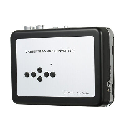 Cassette to MP3 Converter USB Tape to Music Player Digital Audio Recorder A2X4