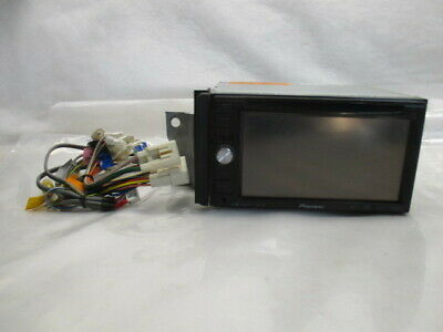 Aftermarket Pioneer Double Din Radio w/ Navigation AVIC-D3 & Harness LKQ