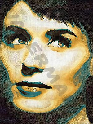 Rooney MARA TATTOO PRINT ART POSTER PICTURE a3 Size gz1796